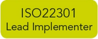 ISO22301 Lead Implementer