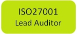 ISO27001 Lead Auditor