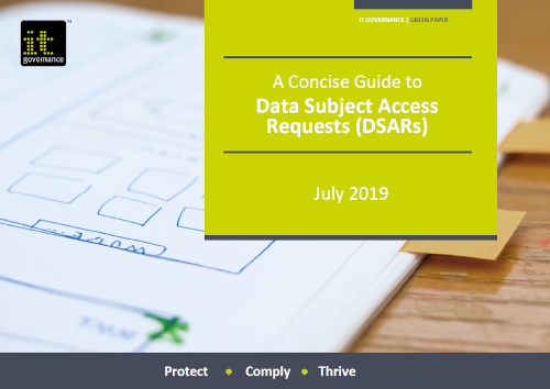 A Concise Guide to Data Subject Access Requests (DSARs)