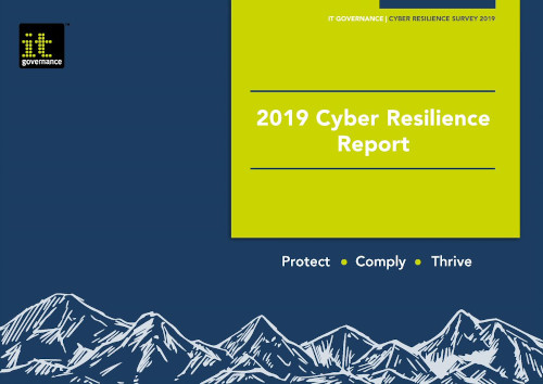 Cyber Resilience Report 2019