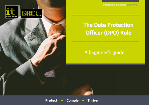 A Beginner's Guide to the Data Protection Officer (DPO)