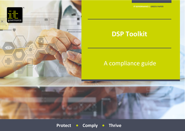 DSP Toolkit – A compliance guide
