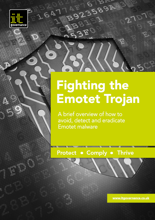Fighting the Emotet Trojan