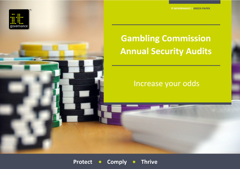 Gambling Commission Annual Security Audits – Increase your odds