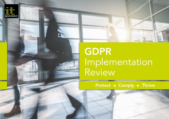 GDPR Implementation Review