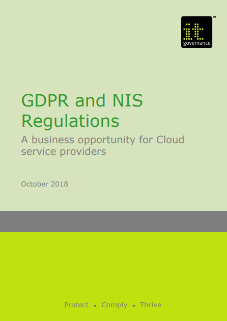 EU General Data Protection Regulation – A Compliance Guide