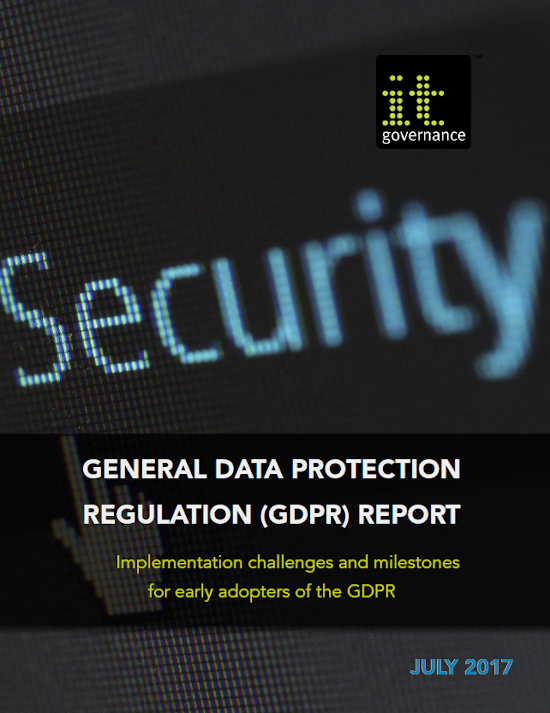 GDPR Report 2017