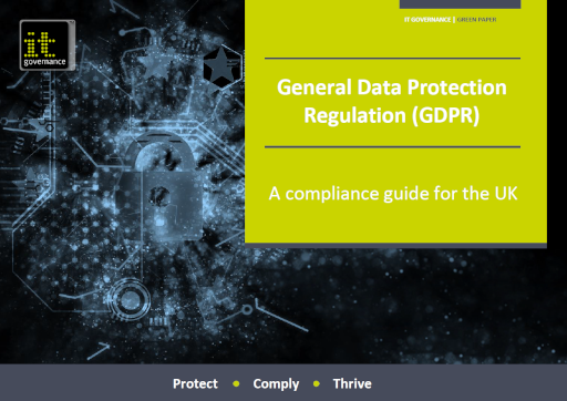 EU General Data Protection Regulation – A compliance guide.