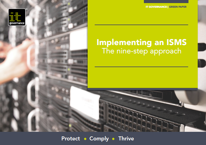 Free pdf download: Implementing an ISMS