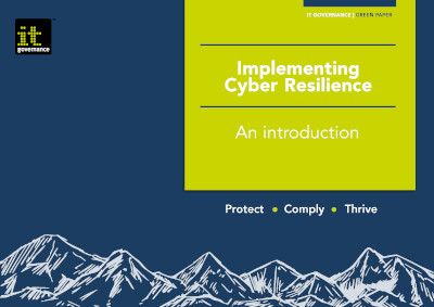 Implementing Cyber Resilience – An introduction