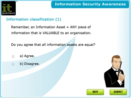 Information Security eLearning