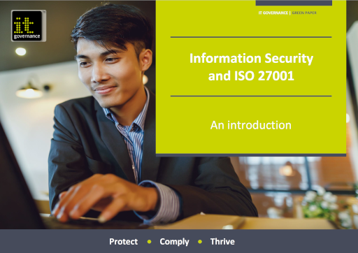 Information Security and ISO 27001 – An introduction