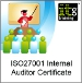 ISO 27001 Internal Auditor Certificate and Training Course