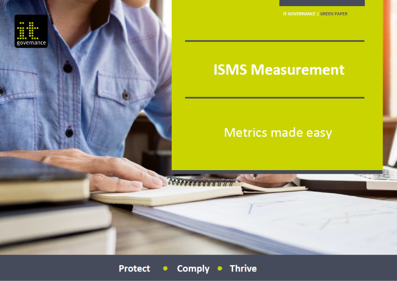 ISMS Measurement – Metrics made easy