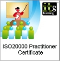 ISO20000 Practitioner Certificate Course