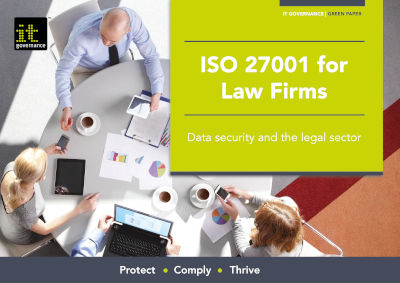ISO 27001 for Law Firms – Data security and the legal sector