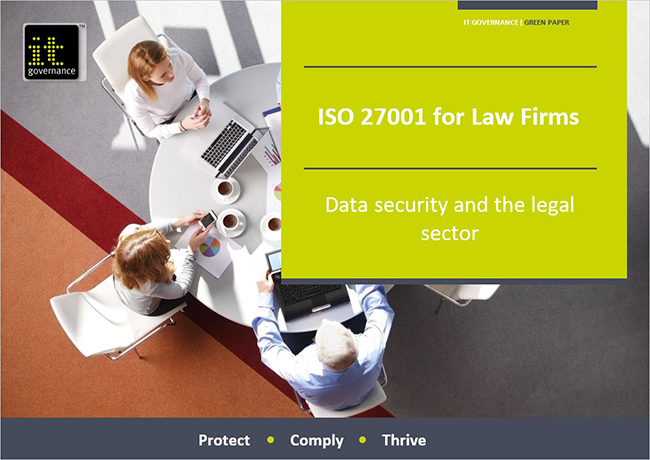 ISO 27001for Law Firms – Data security and the legal sector
