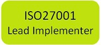 ISO27001 Lead Implementer