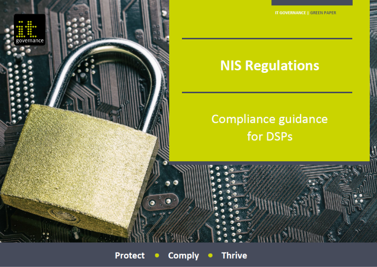 Network and Information Systems (NIS) Regulations 2018 – Compliance guidance for digital service providers