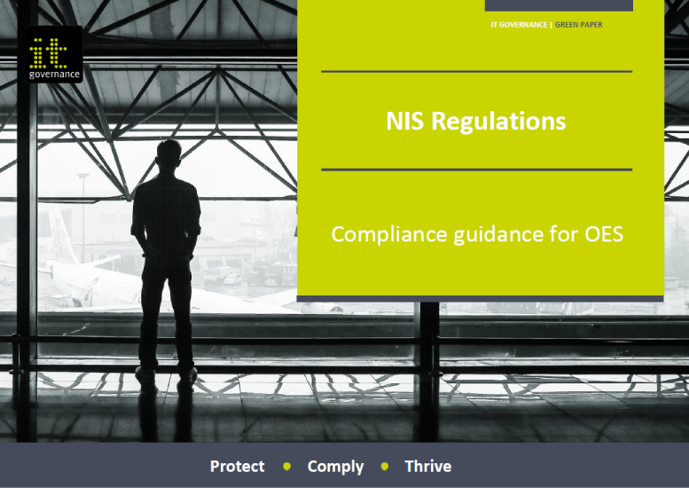 Network and Information Systems (NIS) Regulations 2018 – Compliance guidance for operators of essential services