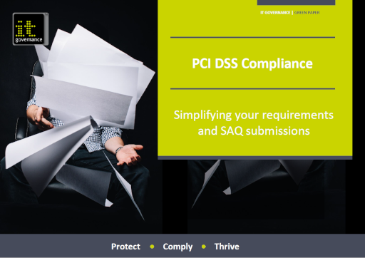 PCI DSS Compliance – Simplifying your requirements and SAQ submissions