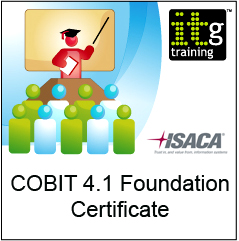 COBIT 4.1 Foundation Course