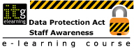 DPA Staff Awareness e-Learning