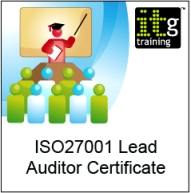ISO27OO1 ISMS Lead Auditor Certificate Training Course