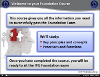 ITIL Foundation Online Training - 2011 Edition
