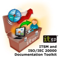 ITSM and ISO/IEC 20000 Documentation Toolkit