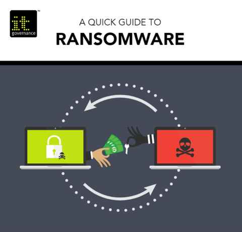 What is ransomware and how can I protect my business?