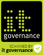 Scanned by IT Governance stamp