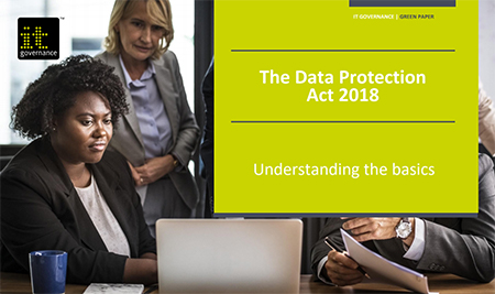 The Data Protection Act 2018 – Understanding the basics