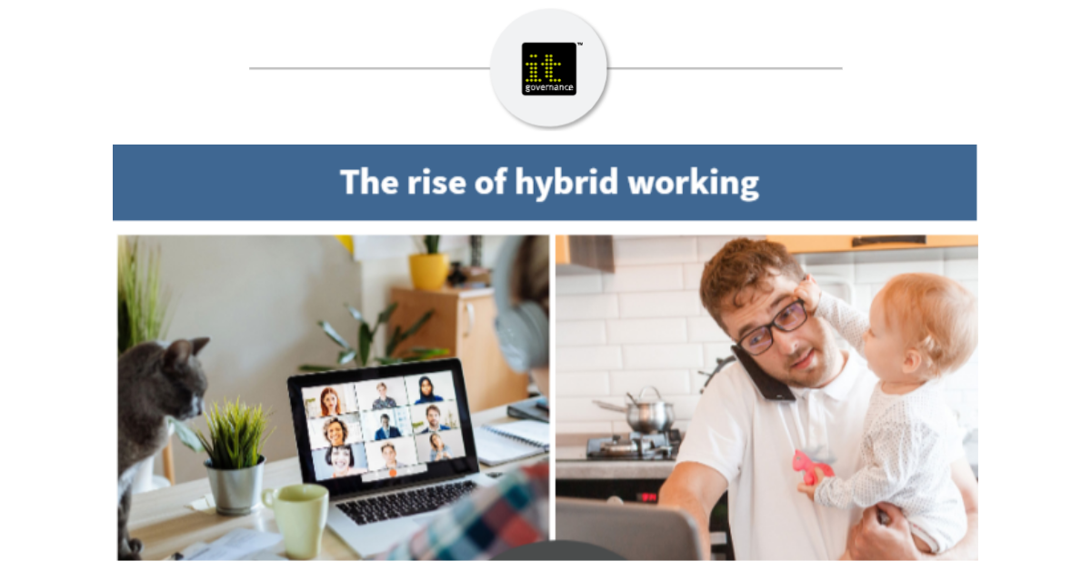 The Rise of Hybrid Working