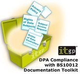DPA Compliance with BS10012 - Documentation Toolkit
