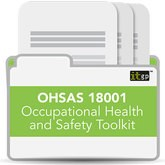 OHSAS 18001 Occupational Health and Safety Toolkit