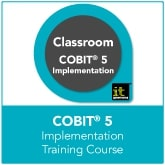 Implementing Governance of Enterprise IT Using COBIT (2day) Training