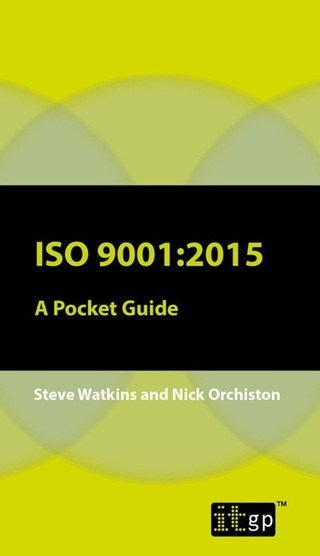 ISO 9001 A Pocket Guide