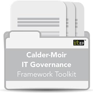 IT Governance Framework Toolkit