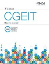 Official ISACA CGEIT Review Manual, 7th Edition