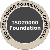 ISO/IEC 20000 Foundation Certificate Training Course