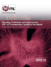 Planning, Protection and Optimization (PPO) ITIL V3 Intermediate Capability Handbook (Pack of 10)