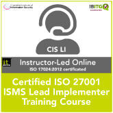 ISO 27001 Lead Implementer Online Training Course