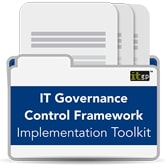IT Governance Control Framework Implementation Toolkit