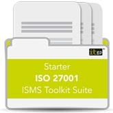 No 4 Starter ISO27001 2013 ISO 27001 ISMS Documentation Toolkit