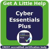 Cyber Essentials Plus - Get A Little Help