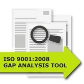 ISO9001 2008 QMS Gap Analysis Tool