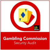 Gambling Commission Security Audit