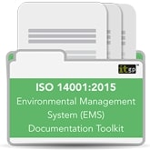 ISO 14001 - 2015 EMS Documentation Toolkit