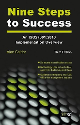 Nine Steps to Success - An ISO 27001 Implementation Overview, Third edition